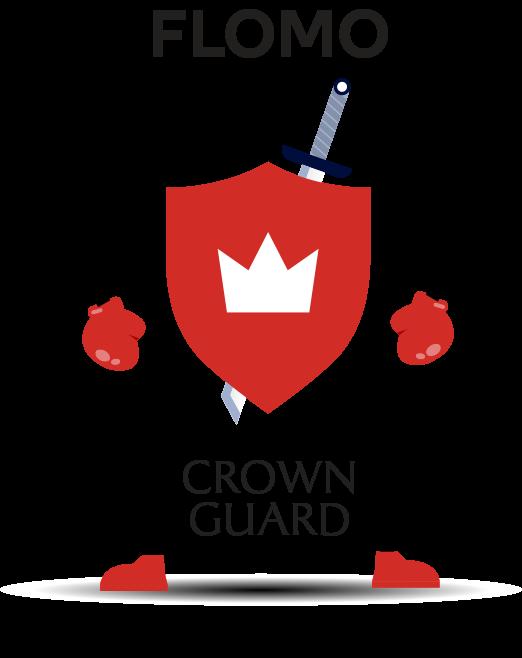 Flomo CrownGuard person